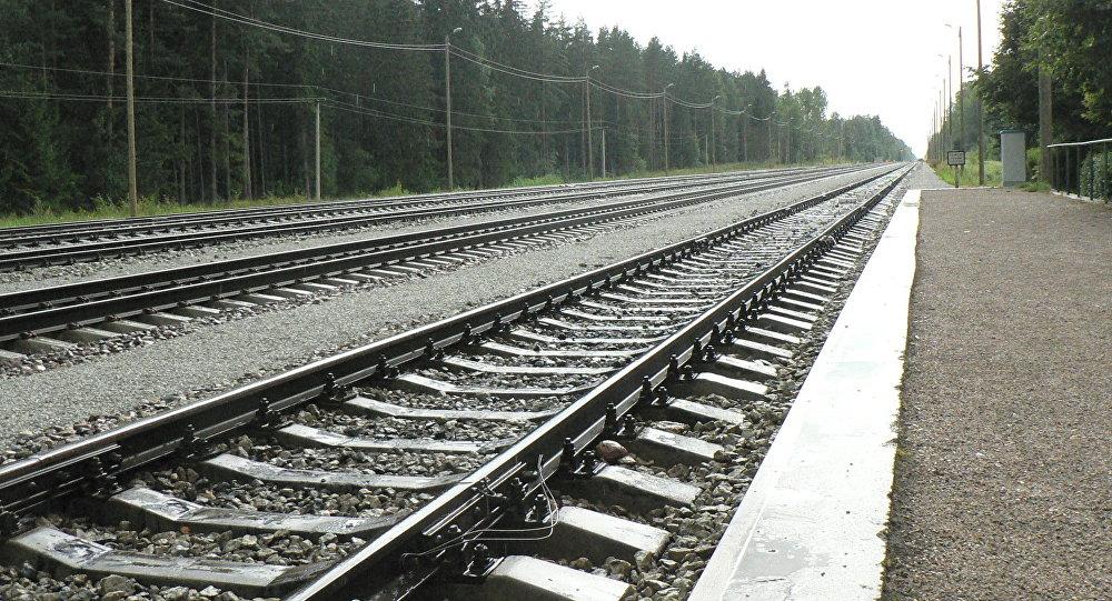 На Полтавщине солдат выпал из поезда