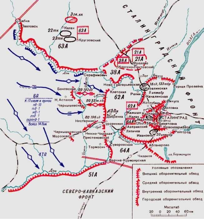 Сталинградская битва - Канны…