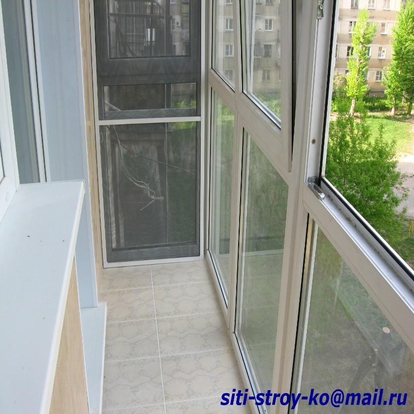 """Болкон в """"хрущёвке""""под ключ. квартира, дом, дача."""