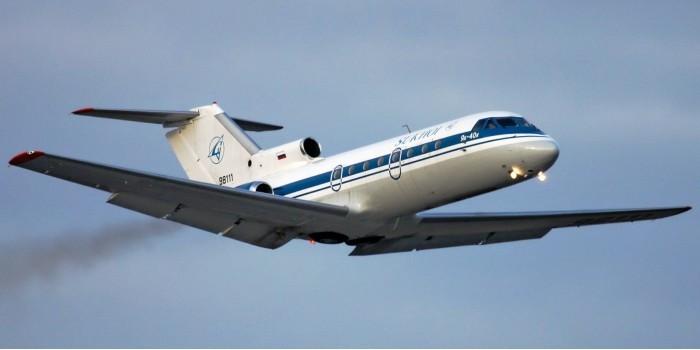Сибирские ученые создадут самолет для замены Як-40