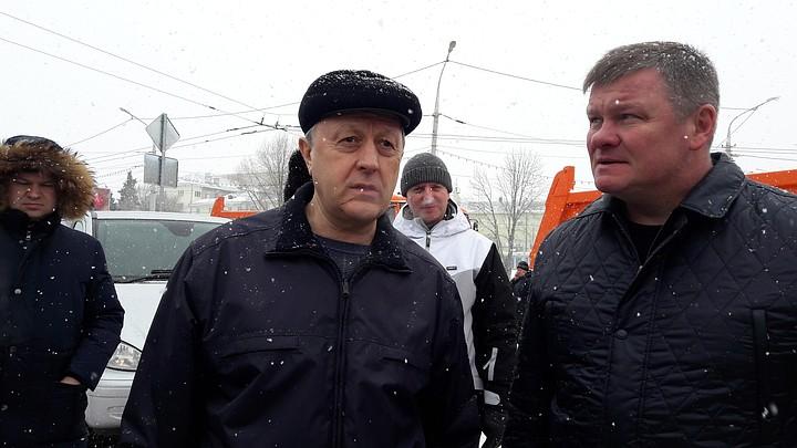 Валерий Радаев: Дорожные службы работают отвратительно