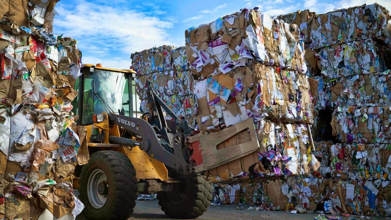 В Швеции перерабатывается 99% всех отходов