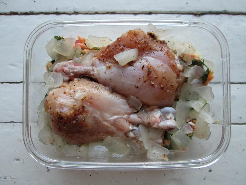 Мой домашний рецепт запечённого картофеля с курицей - ничего сверхъестественного, а вкус - сказка!