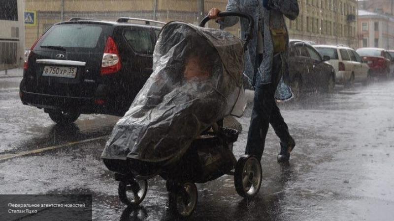 В Сыктывкаре молодые родители решили спрятать награбленное в коляску с ребенком и были пойманы