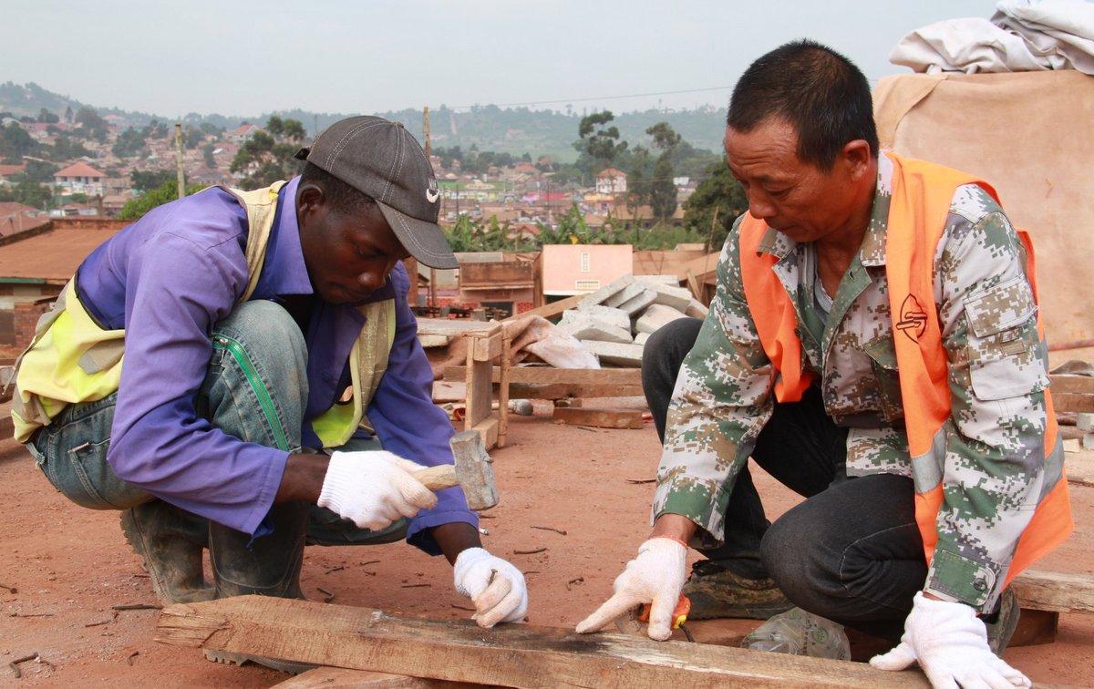 Китай выделит Африке 60 млрд. долларов