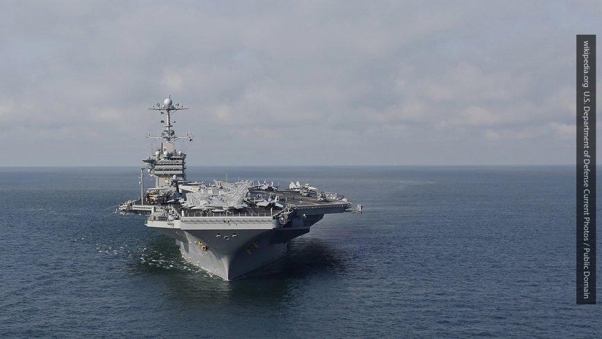Учения по «сдерживанию России»: авианосец «Гарри Трумэн» присоединится к маневрам НАТО