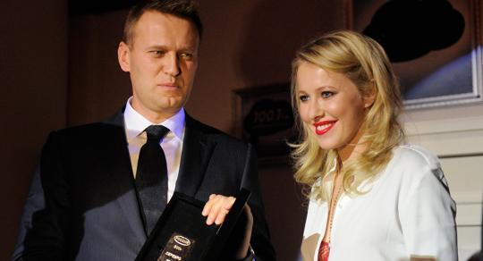 Собчак – явно не тот табак, а потому шансы Навального растут