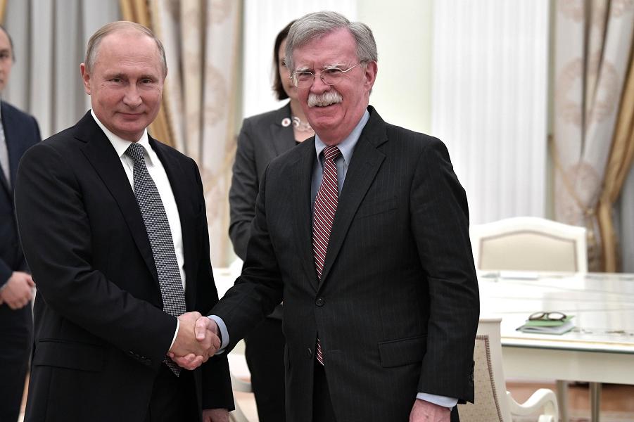 Ракеты США – это не против России, а против Китая?