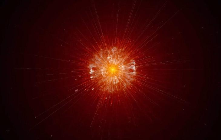 14 миллиардов лет жизни Вселенной в 10-минутном видеоролике