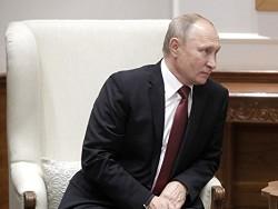 """""""Левада-центр"""": рейтинг Путина снизился до 39%"""