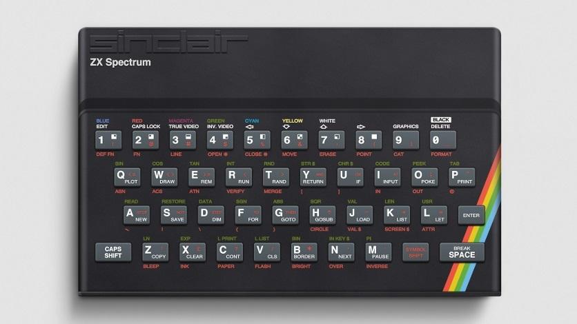 Компьютер из грязи и палок: 35 лет легендарному ZX Spectrum zx spectrum
