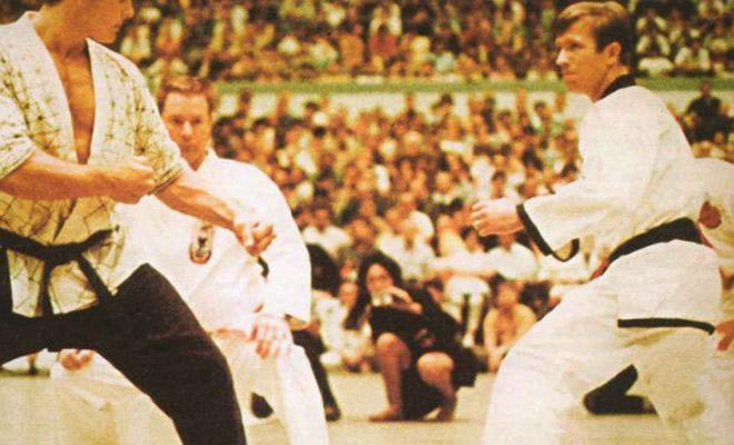 Чак Норрис на ринге чемпионата 1971 года: соперники бессильны Культура