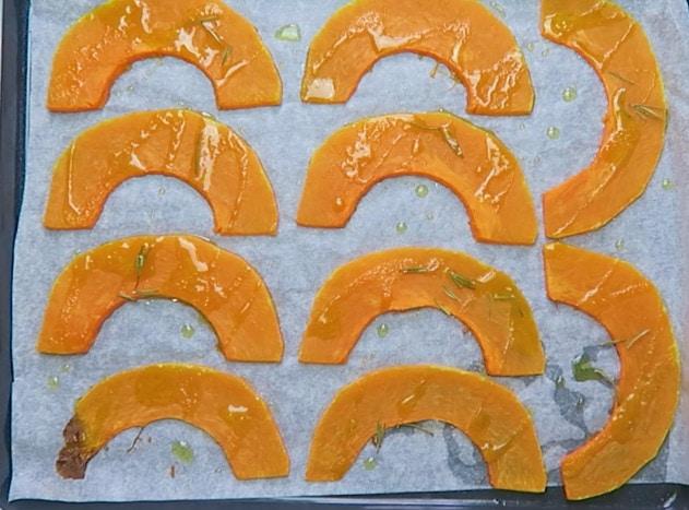 Потрясающий рецепт тыквы с сырной корочкой