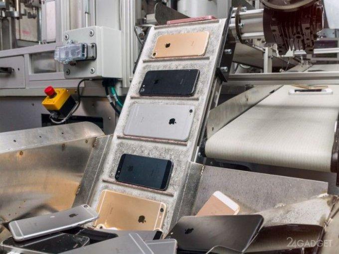 iPhone будущего будут делаться из вторичных материалов