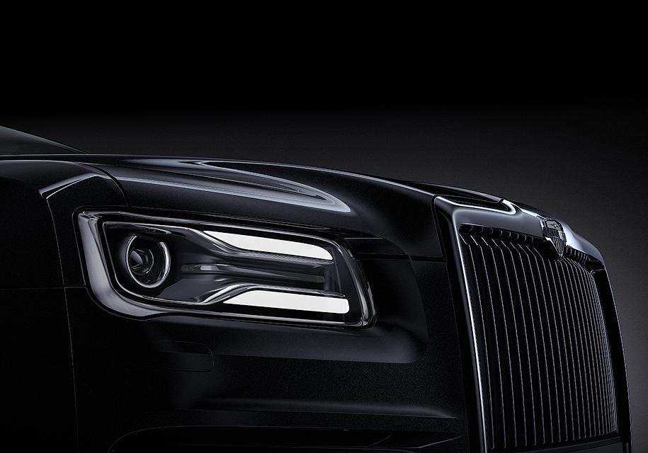 Автомобили марки Aurus покаж…