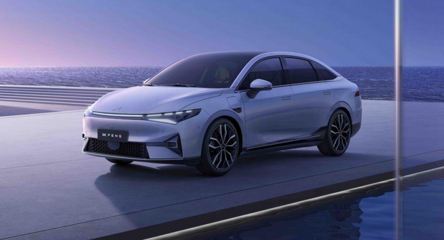 Первый «умный автомобиль с лидаром» Xpeng P5 заказали 5 000 человек за 7 часов Автомобили