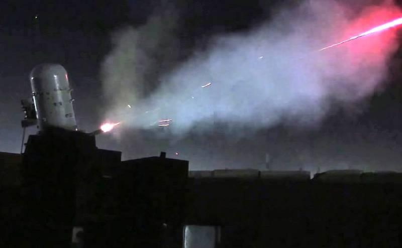 ПВО США на Ближнем Востоке доказала свою полную несостоятельность Политика
