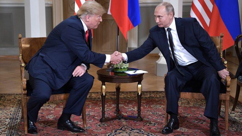 Путин опасно переиграл Трамп…