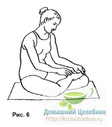 Точка «божественного хладнокровия» защитит от тревоги, усталости, избавит от вздутия живота