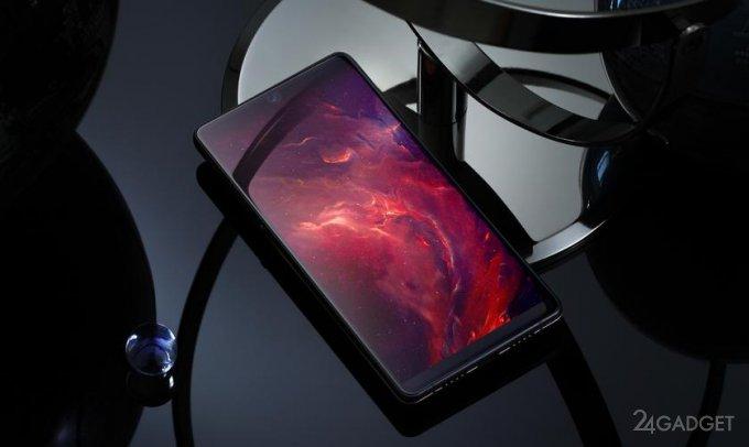 Smartisan R1 — первый в мире смартфон с 1 ТБ памяти (15 фото)