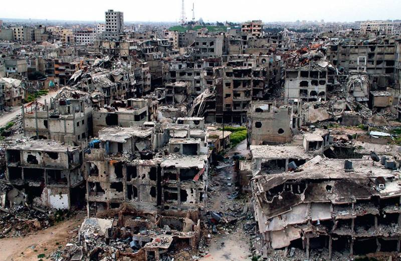 Дядя Сэм строит в Сирии своё…