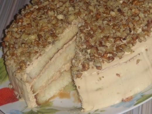Простой домашний тортик «Вку…