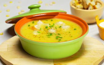 "Гороховый суп ""Сен-Жермен"""