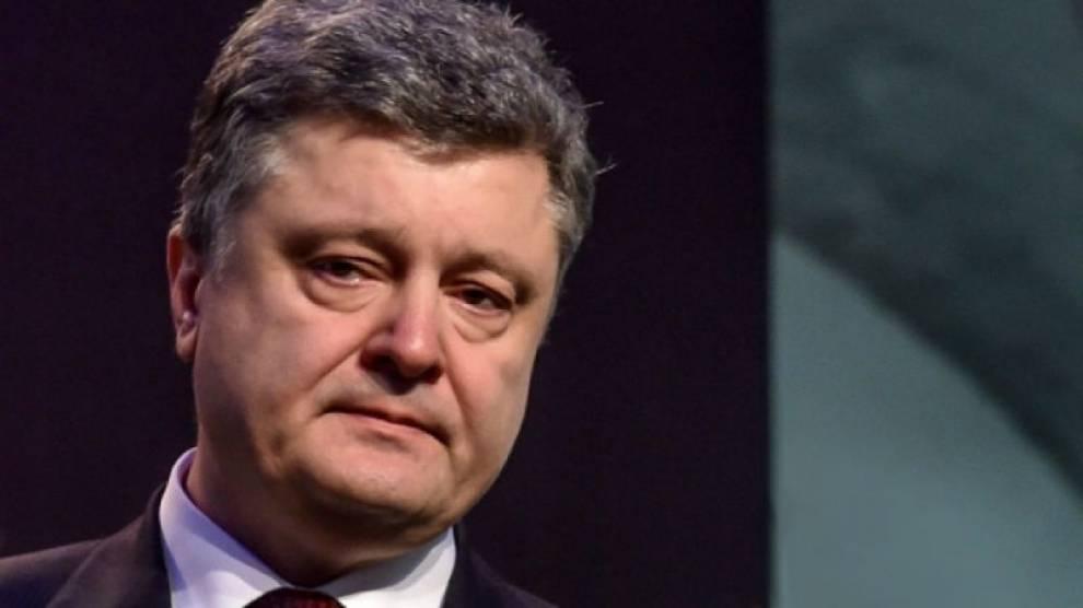 В Киеве проходит очередной марш за отставку президента Украины