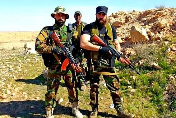Сирийский спецназ, иранские силы и ВКС РФ окружили ИГИЛ