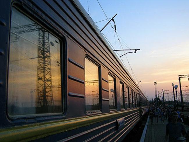 Поездка в поезде, которая запомнилась на всю жизнь
