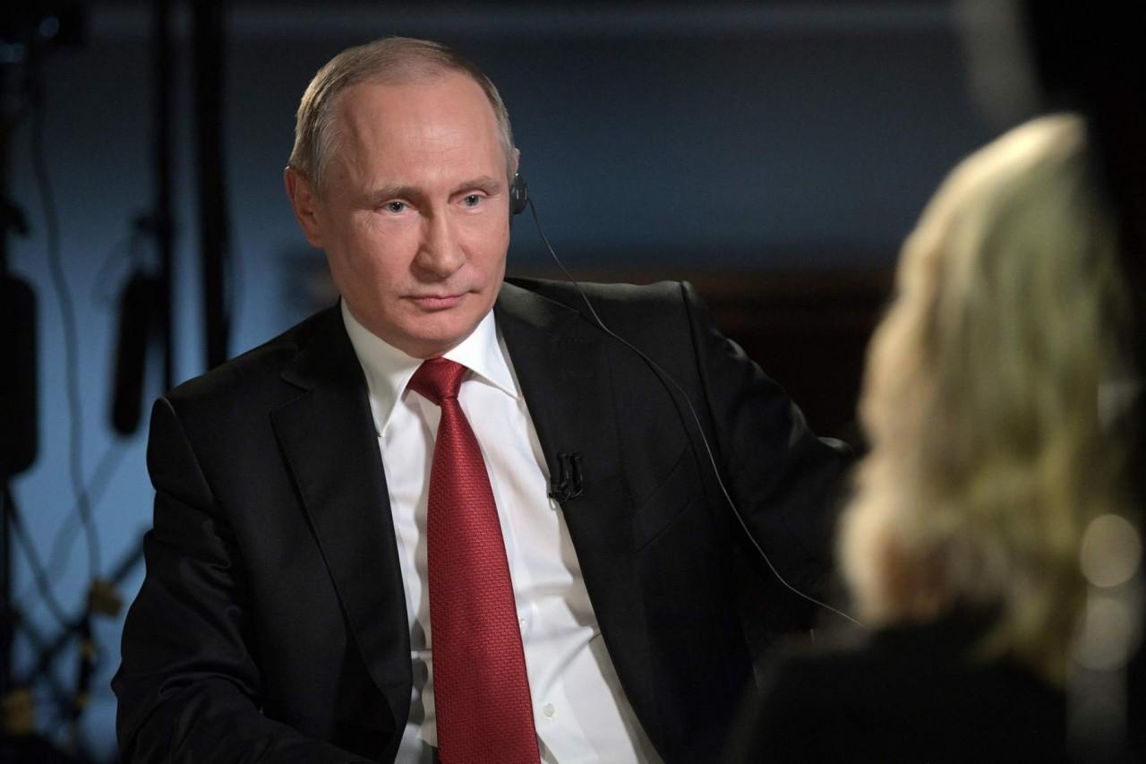 """""""У Путина что-то есть на Тра…"""