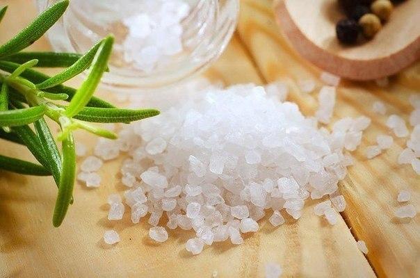 Как защититься с помощью соли…