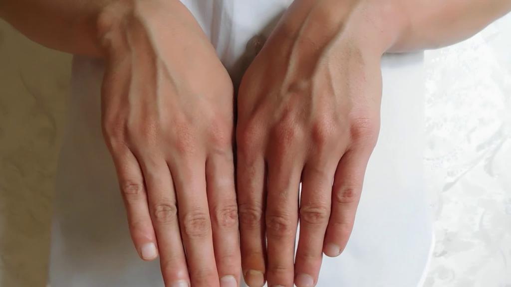 5 шагов, чтобы избавиться от выпирающих вен на руках