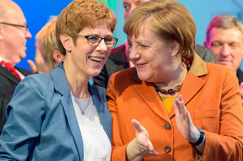 После Меркель