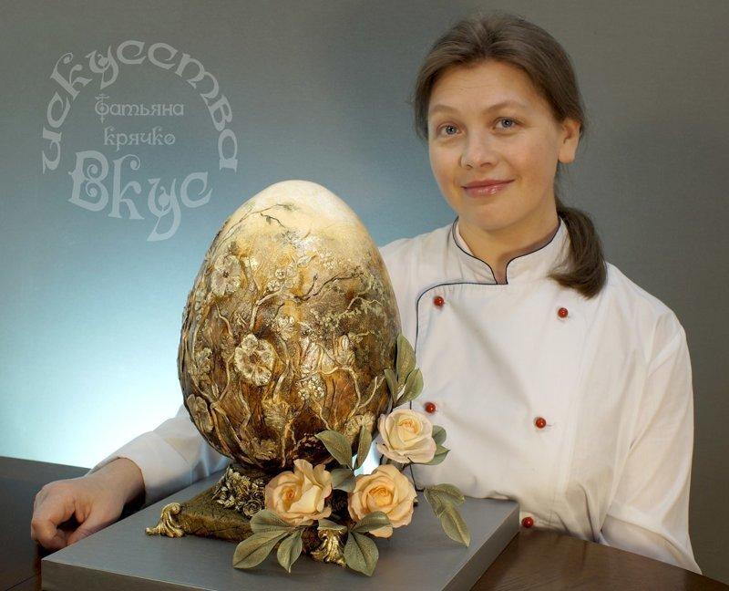 Торты московской мастерицы покоряют мир!