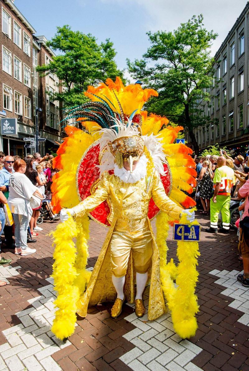 Как прошел голландский ежегодный карнавал Rotterdam Unlimited