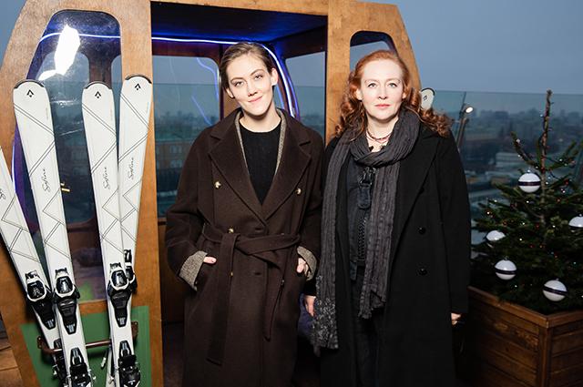 Олеся Судзиловская, Татьяна Геворкян и другие звезды на презентации бьюти-бренда в Москве Светская жизнь