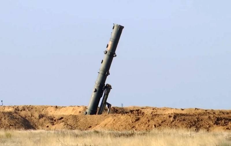 Появилось первое видео применения «Искандер-М» в Сирии