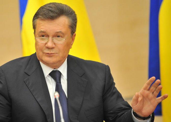 Янукович возвращается на Украину