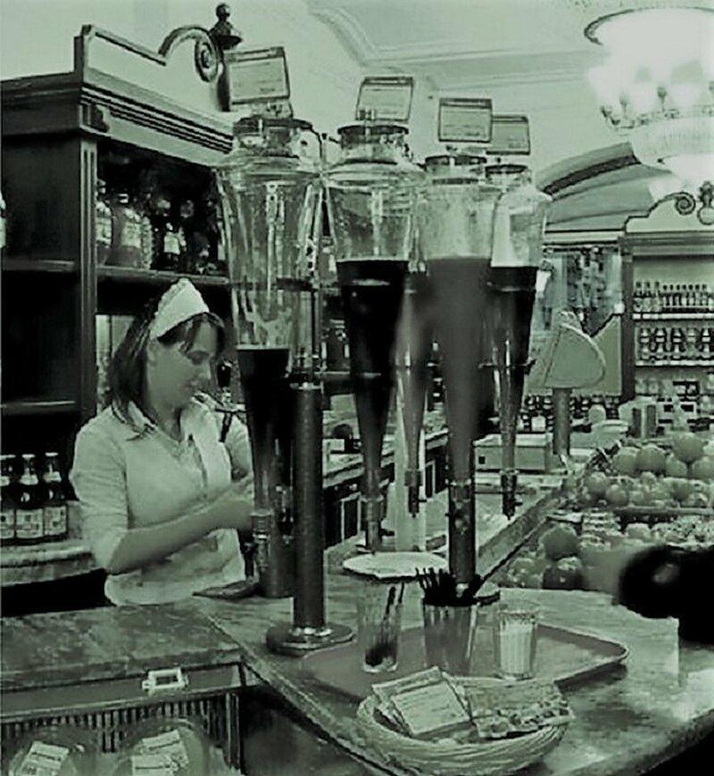 Выпить натурально сока на розлив СССР, истории, ностальгия, факты