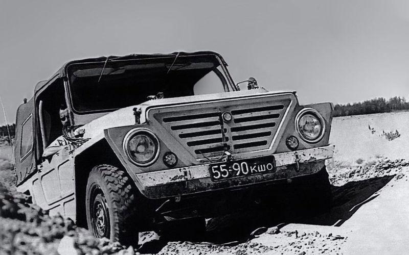 Вечный двигатель: как советский внедорожник покорил весь мир авто,авто и мото,автомобиль