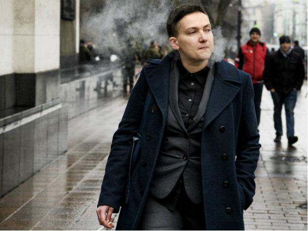 Савченко сообщила о готовности «тупых» военных к госперевороту