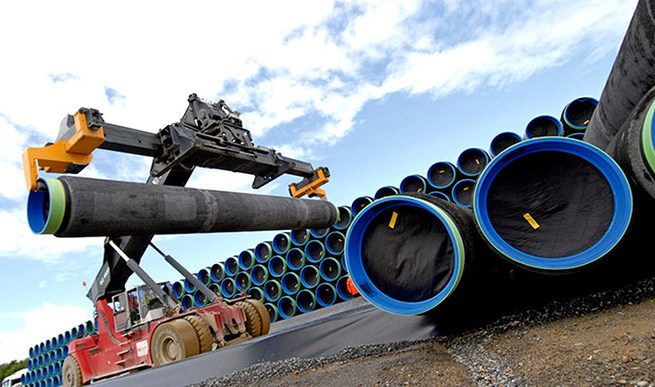 Nord Stream 2 AG уложила 700…