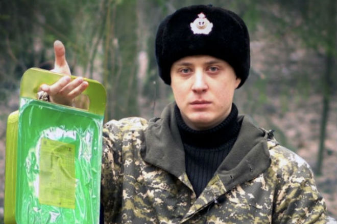 Горный сухпай ФСБ: еда пограничника