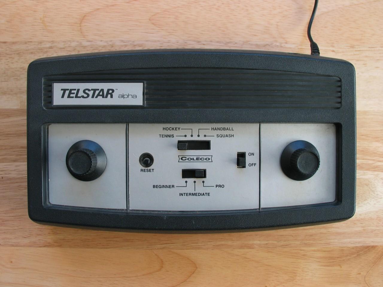 3. Coleco Telstar Игровые приставки, игры, компьютеры, технологии