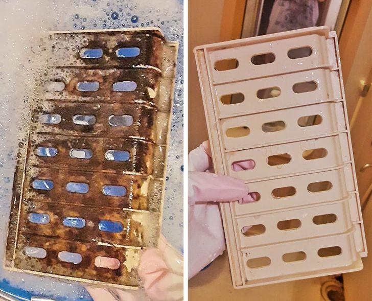 16 фотографий «до и после», которые иллюстрируют магическую силу уборки