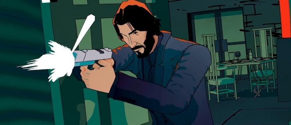Джон Уик мастерски убивает врагов в трейлере John Wick Hex с датой выхода