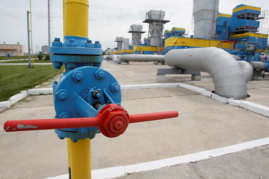 Никаких продаж газа на границе Украины не будет. Будет старый контракт