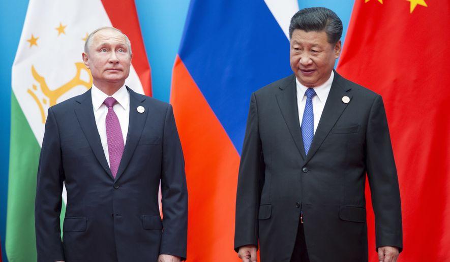 Путину, которого обманывает Китай, необходима сделка с Трампом