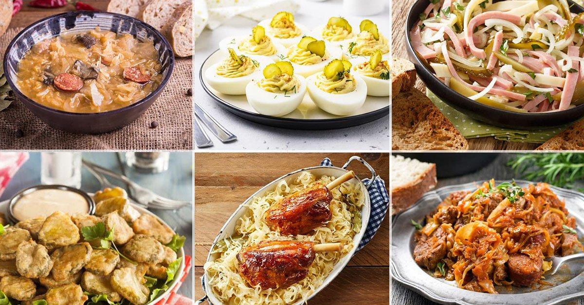 10 блюд из того, что осталось в погребе